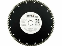 """Диск відрізний алмазний """"Turbo"""", 230x3, 1x8, 0x22, 2мм. .."""