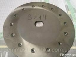 Диск высевающий 3х14 СУПН-8 подсолнечник