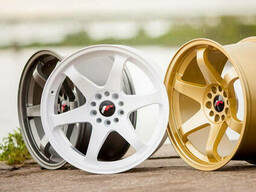 Диски Japan Racing jr-wheels r15-19 4x100x114.3 5x112 5x120