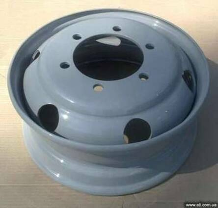 Диски колесные 17.5x6.0 PCD 6x205 DIA 161 ET125 Эталон, Тата