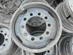 Диски колесные КАМАЗ-4310 вездеход - фото 2
