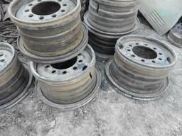 Диски колесные КАМАЗ-4310 вездеход - фото 3