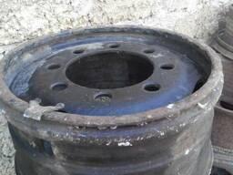 Диски колесные на грузовики(МАЗ, ЗиЛ, прицеп)