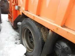 Диски колесные на мусоровоз Volvo FL7