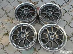 Диски, ковка RAYS Volk Racing GT-N R17 J7 4x100