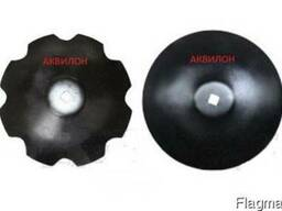 Диски на дисковую борону Солоха