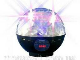 Диско лампа Ball 2015-3 (диско шар, лазер)