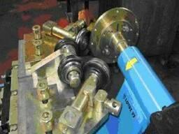 Дископравильный станок лотус 3 для рихтовки железных дисков