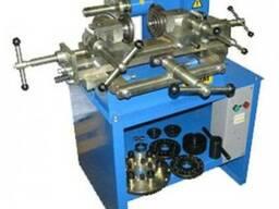 Станок для рихтовки железных дисков Радиал М1