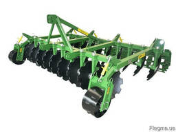 Дисковая борона дан-3. 5 для трактора т-150