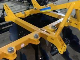 Дисковая борона GiaRDino - 1.3 для трактора от 22 к. с.