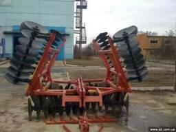 Дисковая борона BUSH HOG 8 метров