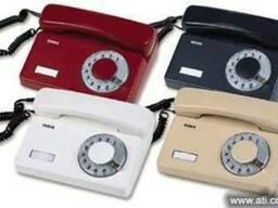 Дисковый телефонный аппарат