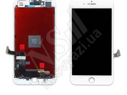 Дисплей apple iphone 7 с белым тачскрином оригинал (tw)
