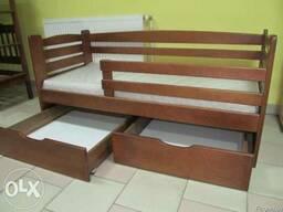 """Дитяче ліжко з бука """"Карлсон"""""""