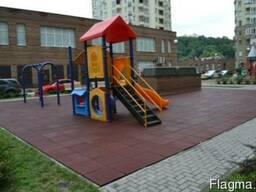 Дитячі та спортивні майданчики
