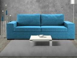 Раскладной диван стильной внешности, фабричное качество