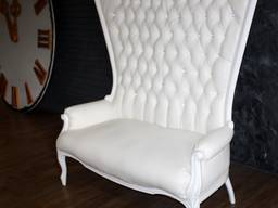 Диван трон барокко