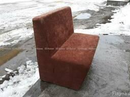 Диваны б. у коричневые, мебель бу для кафе баров ресторанов