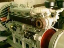Дизель К-661 и запчасти