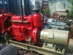 Дизель-электростанция А-01, генератор 3SBE 60 кВт