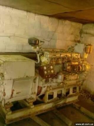 Дизель-генератор 50 кВт К-457, К-462 и запчасти