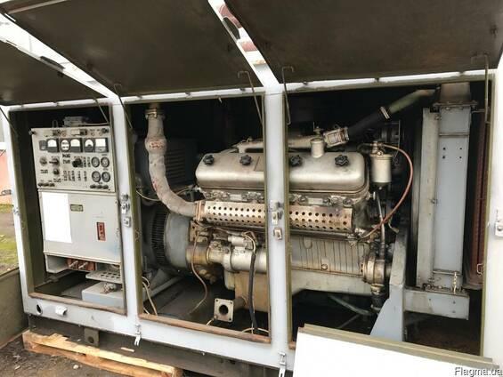 Дизель-генератор АД100 с хранения