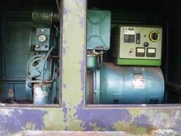 Дизель генератор Flavia (Чехия) 8.8 КВт Трехфазный 380 V . Мо - фото 2