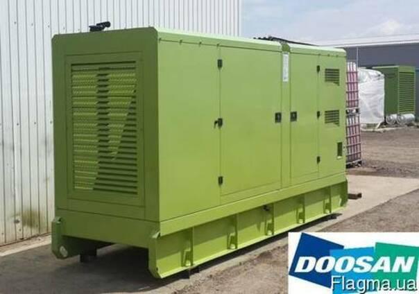 Дизельный генератор АД320-Т400 320 кВт doosan