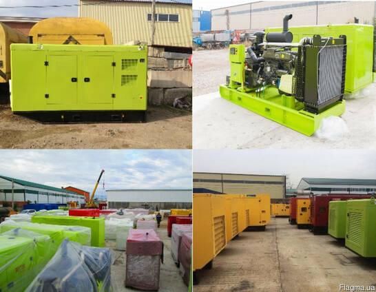 Дизельный генератор 160 кВт