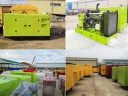 Дизельная электростанция генератор от 1 до 1000 кВт