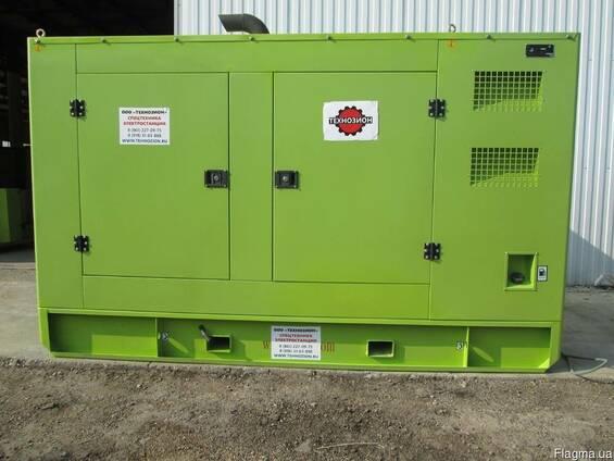 Дизельный генератор 250 кВт