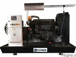 Дизельная электростанция Kj Power 100 кВA двигатель Perkins