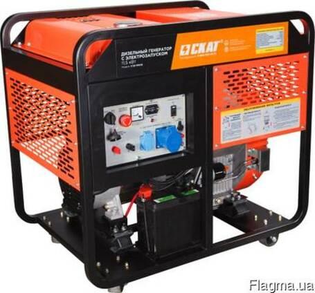Дизельная электростанция УГД-11500E 11.5 кВт