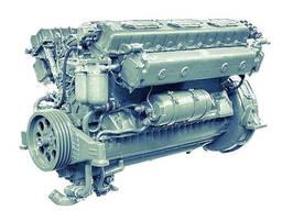 Дизельный двигатель 1Д12 525 после капремонта