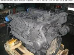 Дизельный двигатель КАМАЗ 740.51-1000-400/21 ЕВРО-2 320л. с.