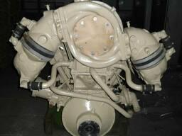 Дизельный двигатель М-756,М-753