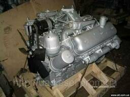 Дизельный двигатель ямз-236Д, первой комплектации.