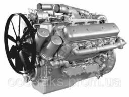 Дизельный двигатель ЯМЗ 7511 10