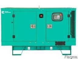 Дизельный генератор 12 кВт Cummins C17D5 в кожухе Новый