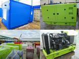 Дизельная электростанция генератор от 1 до 2000 кВт. в Красн - фото 1