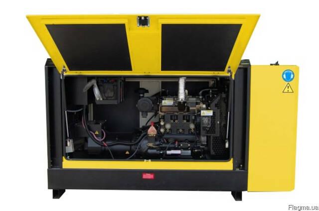 Дизельный генератор АД20-Т400 в кожухе 20 кВт