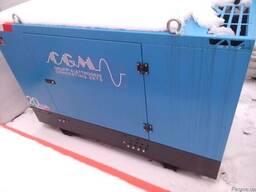 Дизельный генератор CGM-45 49, 5 кВа/39 кВт двигатель Perkins