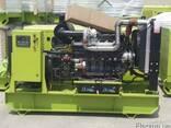 Дизельный генератор электростанция АД100-Т400 100 кВт - фото 1