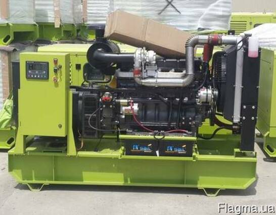 Дизельный генератор электростанция АД100-Т400 100 кВт