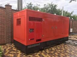 Дизельный генератор Himoinsa HSW-505 T5