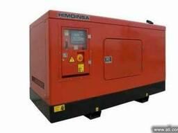 Дизельный генератор Himoinsa HYW-20T5, HYW-35T5, HYW-45T5