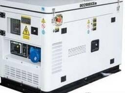 Дизельный генератор ITC power 10 кВт 3 фазы
