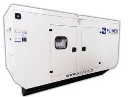 Дизельный генератор KJ Power 100