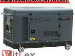 Дизельный генератор Matari MDA12000SE3-ATS